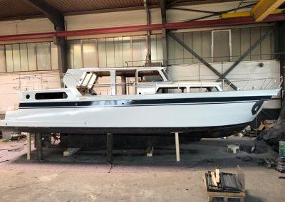 Boot vorher