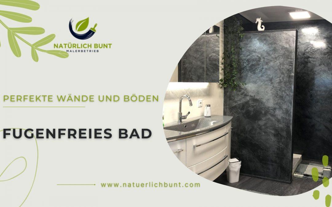 Fugenfreies Bad- Maler in Duisburg